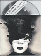 MARCELLA DETROIT - I'm no angel CD SINGLE 2TR EU CARDSLEEVE 1994