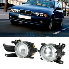 1 Pair of left & right Front Fog Light without Bulbs for BMW E39 1999-2004 NEW