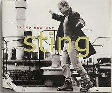 STING : BRAND NEW DAY - [ CD MAXI PROMO ]