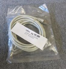 Fujitsu A3C40049544 RJ45-RJ45 SFTP Grey CAT5E Ethernet Network Cable New