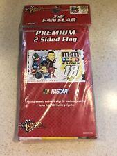 New listing Nascar 3 X 5 Flag #18 Kyle Busch