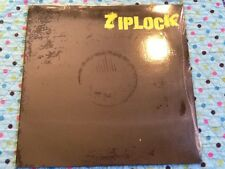 Ziplock - S/T  Urinal Vinyl Records LP Punk HC UKDK GBH Exploited Restarts