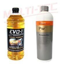 EVO-1 High Speed Wax / Koch-Chemie Protector Wax - Snow Foam Lack Versiegelung