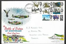 1965 BATTLE OF BRITAIN ORDINARY FIRST DAY COVER FREEPOST