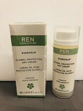 REN Clean Skincare Evercalm Ultra Comforting Rescue Mask 1.7 oz NEW
