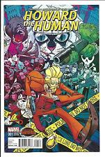 HOWARD THE HUMAN #1 (Secret Wars, Portada Variante, OCTUBRE 2015 ), NM/M NUEVO