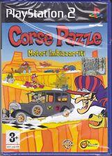 Ps2 PlayStation 2 CORSE PAZZE MOTORI IMBIZZARRITI THE WACKY RACES sigillato new