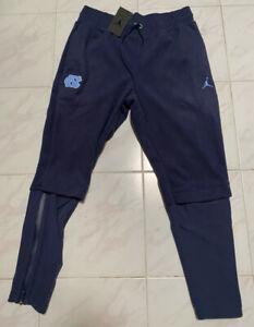 Nike Jordan North Carolina UNC Tar Heels Jumpman Sphere Pants Large Men New