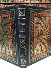 Franklin Library: Herman Melville: Polynesian LIfe: Typee