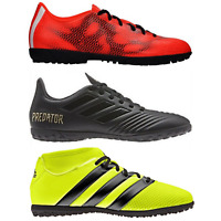 adidas Mens Astroturf Trainers Predator 19.4, F5,  Primemesh 16.3 TO CLEAR
