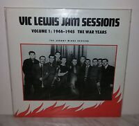 LP VIC LEWIS - JAM SESSIONS 1 - NUOVO - NEW