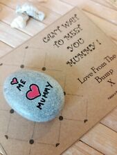 Mother to be card Mummy keepsake gift from the bump congratulations pregnancy