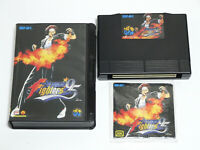 The King of Fighters 95 KOF Free Shipping SNK Neo Geo AES Import Japan