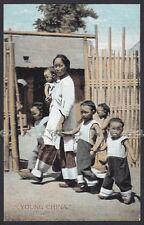CINA CHINA 05 Cartolina