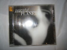 Peaceful Planet Various Artists (CD, 1999, Mango) Salif Kieta Axiom of Choice et