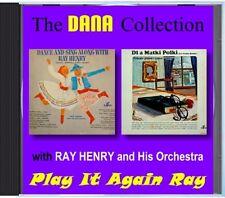 MZ 169 - Ray Henry & His Orchestra - Play It Again Ray - POLKA CD
