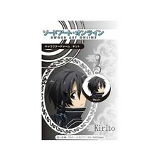Sword Art Online Aincrad Arc Kirito Fastener Charm Movic MINT