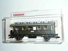FLEISCHMANN H0  - 5766 K DRG Personenwagen / Ep.2 -  NEU  X(EK-24)X