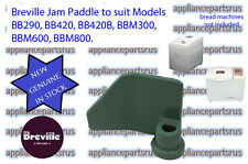 Breville Bread Maker Plastic Jam Paddle BB290 BBM300 BB420 BBM600 Part BB290/02