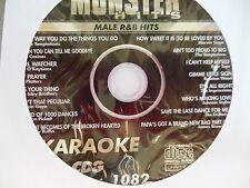 Monster Hits Karaoke CD+G vol-1082/Marvin Gaye,Temptations,Jimmy Ruffin,Platters
