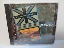 PIANO PASSAGES ~ PASSAGE TO PEACE ~ 1999 ~ NEW SEALED CD
