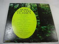 More Country Classics - Eddy Arnold + Jim Reeves + Hank Snow - LPM-2467 Mono