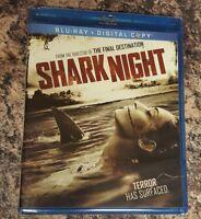 Shark Night Blu-ray