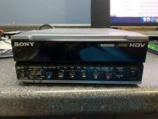 Sony HVR-M15AU NTSC/PAL 1080i HDV DVCAM DV Digital Video Player Recorder VCR