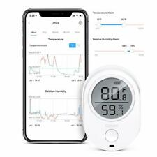 Bluetooth Temperature Humidity Monitor for iPhone Android Govee Wireless Indoor