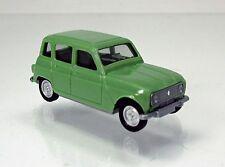 Herpa Voiture 020190 005 Renault r4 Vert Citron Scale 1 87 Nouveau neuf dans sa boîte