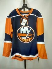 NWT - NY Islanders Reebok Edge Authentic Jersey, Size 46, Center Ice Collection