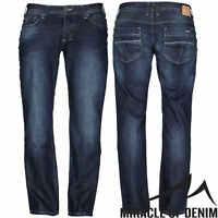 M.O.D Herren Jeans Thomas Comfort AU12-1014 Hose NEU Straight Fit Leg Denim MOD