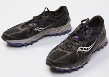 Women's Saucony Xodus Run Anywhere GTX Gore-Tex Waterproof Trail Shoes Size 11