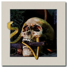 skull 5D Lenticular Holographic Stereoscopic Picture Wall Art