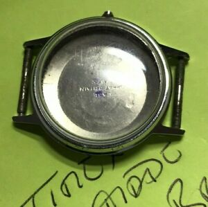 TIMEX  MICKEY MOUSE WDP, CASE WITH BACK . 30mm.spares/repair