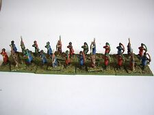 16x (+8) 15mm Antigua China arco Skirmishers por museo de Niebla DBMM