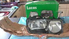 Ford Sierra MK1 RS Cosworth, XR4i, etc. nuevo frente cabeza del engranaje luces y lentes allmodels
