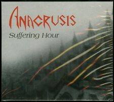 Anacrusis Suffering Hour Ultimate Edition Brazil Press CD new reissue jewel case
