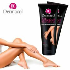 DERMACOL Perfect Body Make-up Foundation Skin Legs Tan High Coverage Genuine UK