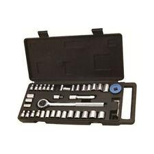 BLACKSPUR 40 PC SOCKET WRENCH SET WITH PLASTIC STORAGE CASE (B4U)