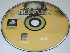 Playstation 1 PS2 Legend of Legaia Demo Disk R12837