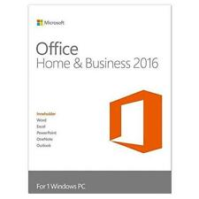 Microsoft Office Home & Business 2016 Win 1 User Multilingual Download