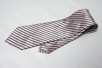 Men's Luxury Collection by Stefano Ricci Silk Neck Tie Striped Pattern