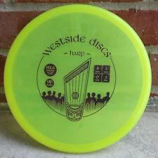New listing Westside VIP Harp 174g Golf Disc
