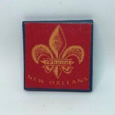 Rebuild New Orleans Fleur de Lis Magnet