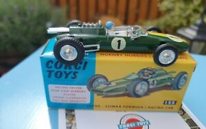 BOXED Corgi 155 Lotus Climax  1964 - 1969 Re-issue 2021