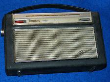 VINTAGE ancien POSTE alt RADIO PHILIPS L4D42T/03 BABETTE KHZ M-L-K-U transistor
