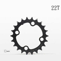 22T MTB Road Bike Chainring 64mm BCD Chain Ring Crankset Bicycle Chainring