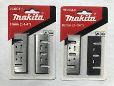 "3-1/4"" рубанок нож для Makita 1900B 1911 Hitachi FP20A 82 мм HSS-набор из 2"