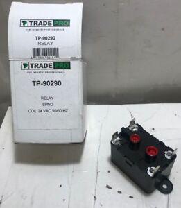 TRADEPRO® - TP-90290 24V Relay SPNO - NEW!